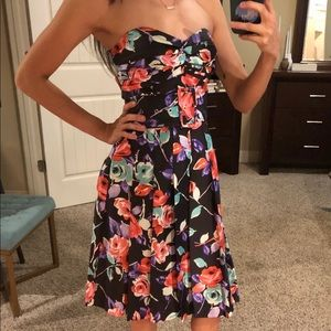 Express | Floral Cocktail dress NWT
